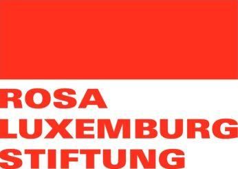 Logo Rosa Luxemburg Stiftung